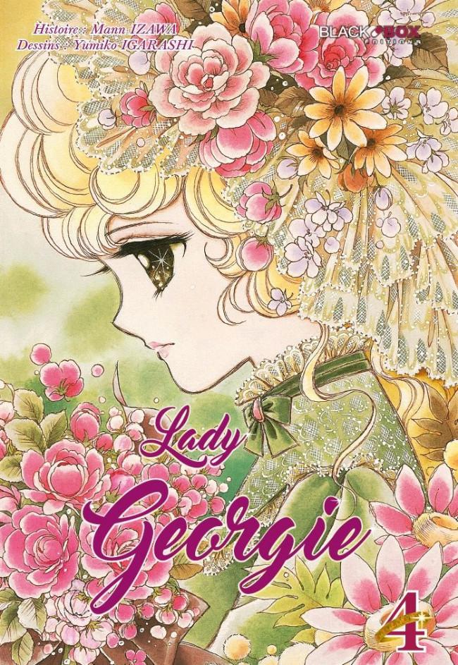 Couverture de Lady Georgie (édition deluxe) -4- Tome 4