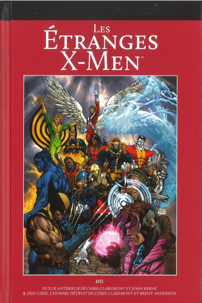 Couverture de Marvel Comics : Le meilleur des Super-Héros - La collection (Hachette) -102- Les Etranges X-Men