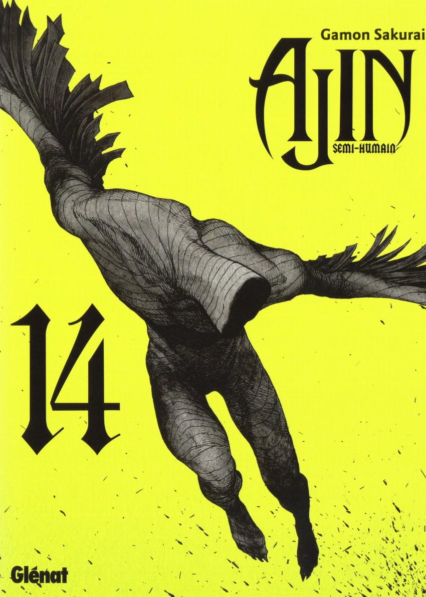 Couverture de Ajin : Semi-Humain -14- Tome 14