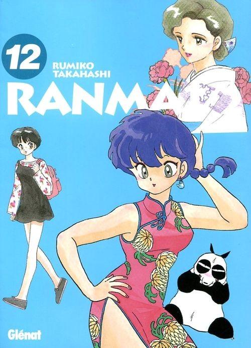 Couverture de Ranma 1/2 (édition originale) -12- Volume 12