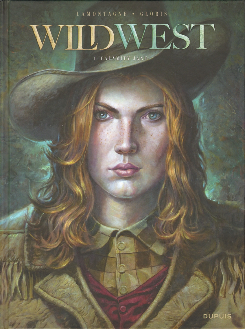 Couverture de Wild West -1- Calamity Jane