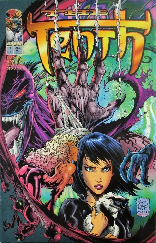 Couverture de Tenth (The) (1997) -3- Issue #3