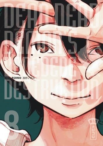 Couverture de Dead Dead Demon's DeDeDeDe Destruction -8- Tome 8
