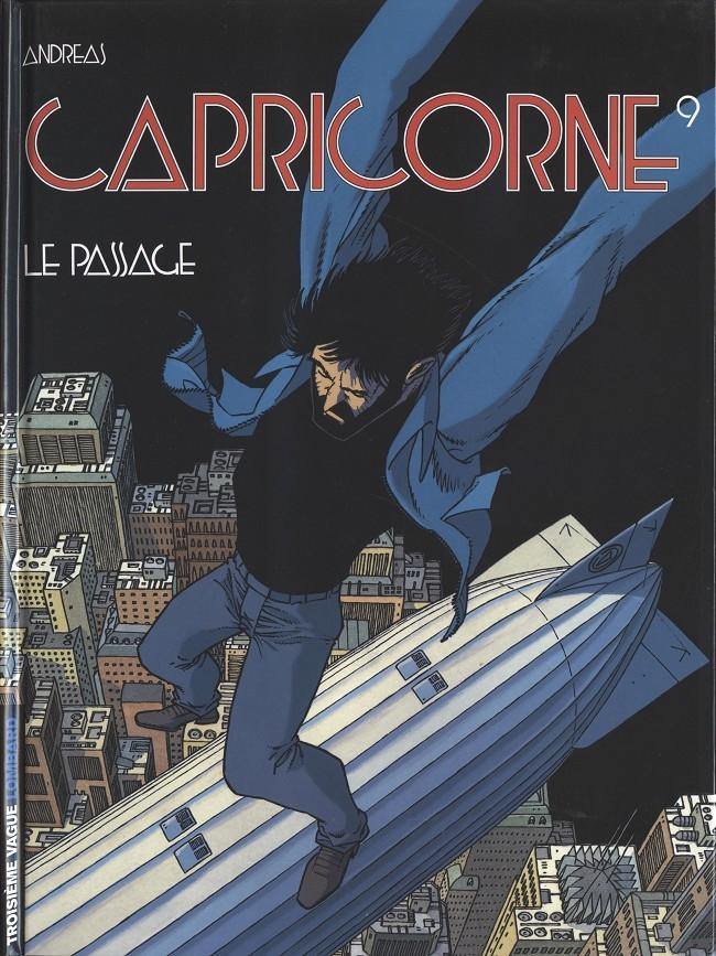 Couverture de Capricorne -9- Le passage