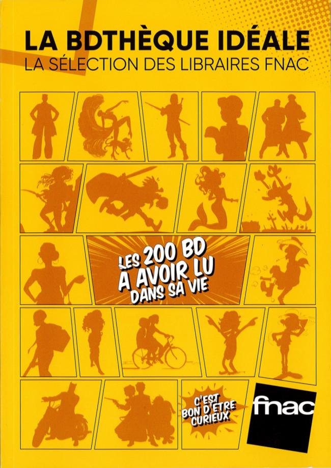 Couverture de (DOC) Conseils de lecture -32020- La BDthèque idéale - La Sélection des libraires Fnac