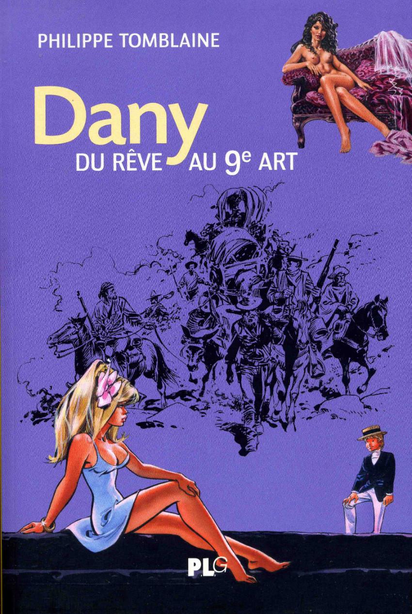 Couverture de (AUT) Dany - Du rêve au 9e art