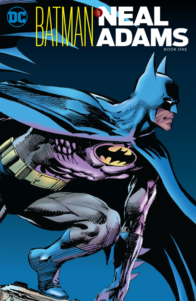 Couverture de Batman - Neal Adams -1- Book One