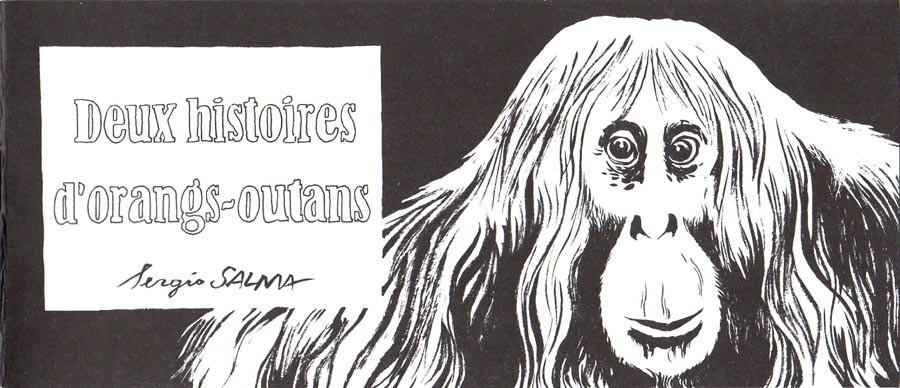 Couverture de Mini-récits et stripbooks Spirou -MR4268- Deux histoires d'orangs-outans