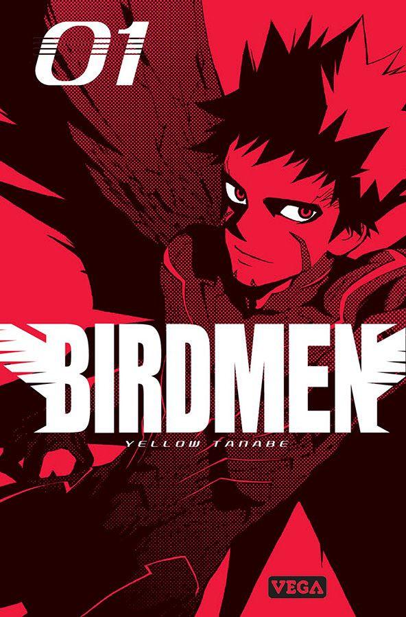 Couverture de Birdmen -1- Tome 1