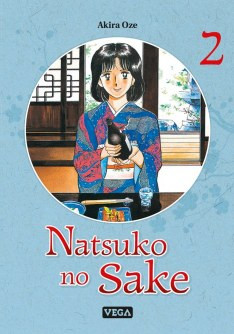 Couverture de Natsuko no Sake -2- Volume 2
