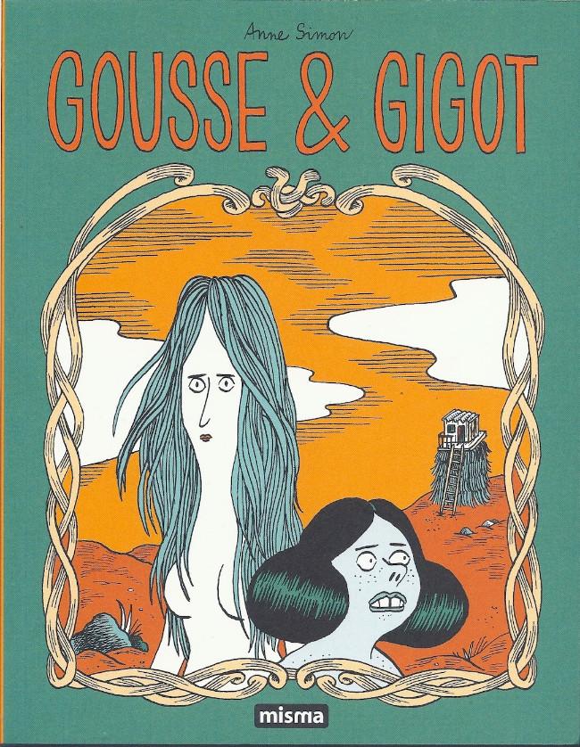 Couverture de Gousse & Gigot