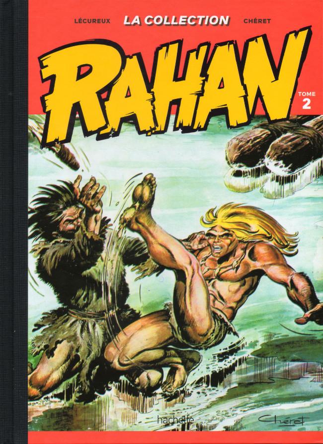 Couverture de Rahan - La Collection (Hachette) -2- Tome 2