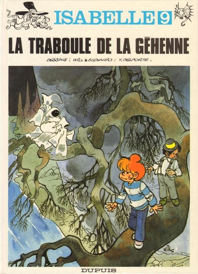 Couverture de Isabelle (Will) -9- La Traboule de la Géhenne