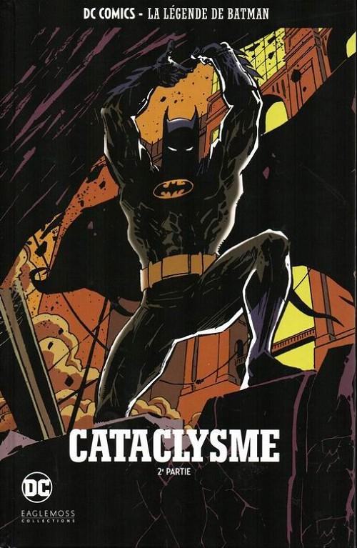 Couverture de DC Comics - La légende de Batman -6232- Cataclysme - 2e partie