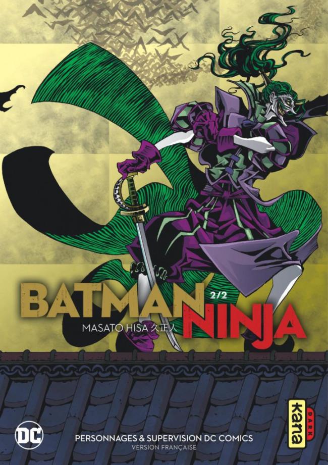 Couverture de Batman Ninja -2- Tome 2
