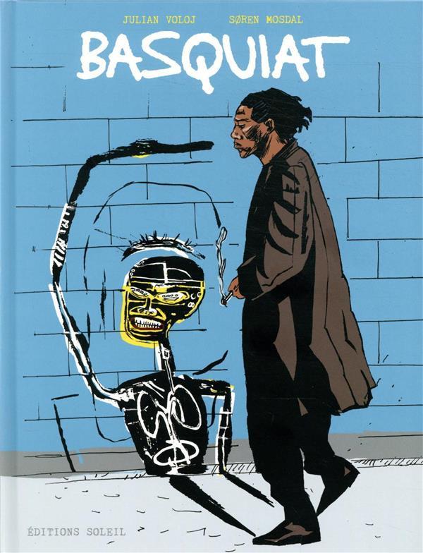 Couverture de Basquiat