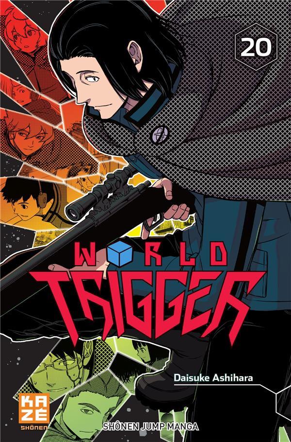 Couverture de World Trigger -20- Tome 20