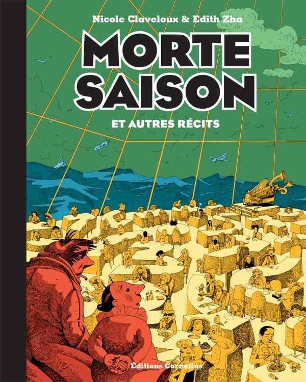 Couverture de Morte saison - Morte saison et autres récits