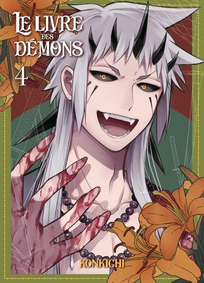 Couverture de Le livre des démons -4- Tome 4