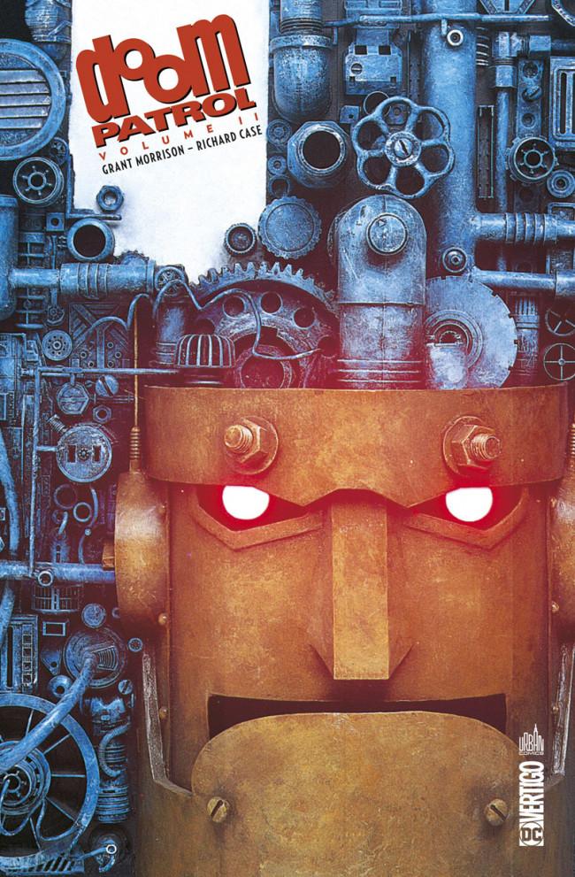 Couverture de Doom Patrol -2- Tome 2