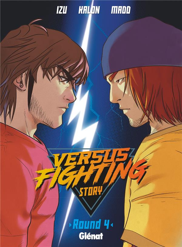Couverture de Versus fighting story -4- Tome 4