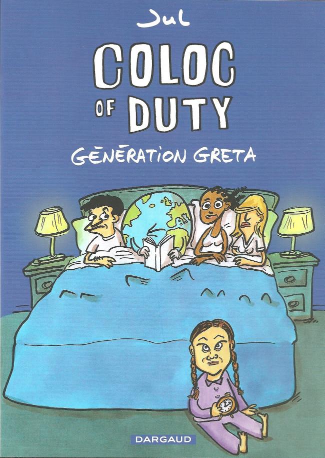 Couverture de Coloc of Duty - Génération Greta