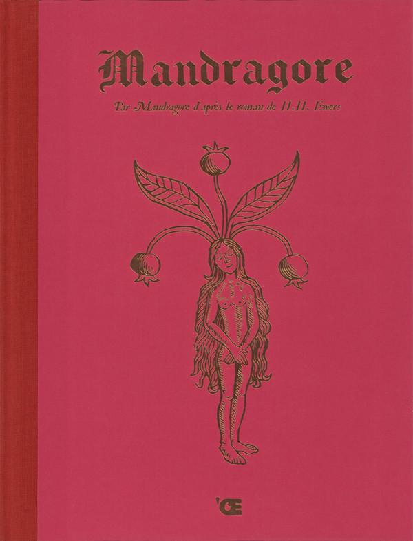 Couverture de Mandragore