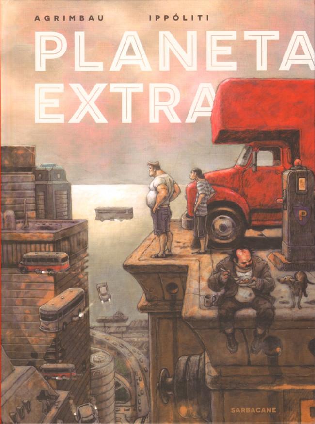 Couverture de Planeta extra