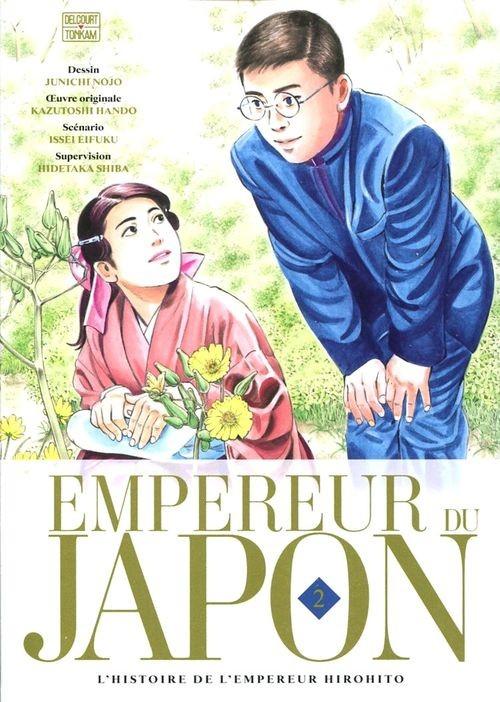Couverture de Empereur du Japon -2- Volume 2