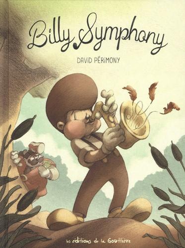 Couverture de Billy Symphony