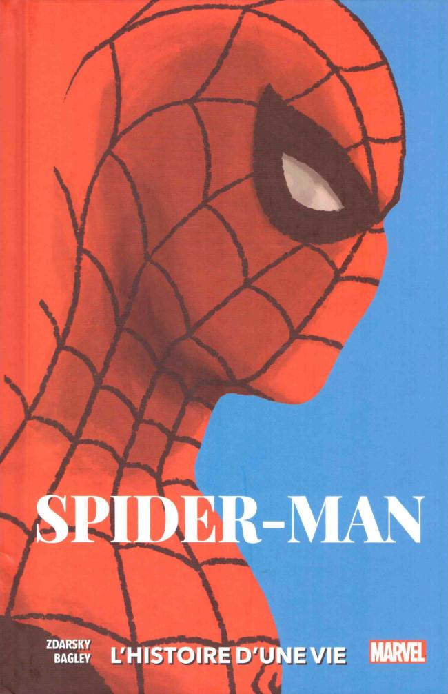 Couverture de Spider-Man : L'Histoire d'une vie - Spider-Man : L'histoire d'une vie