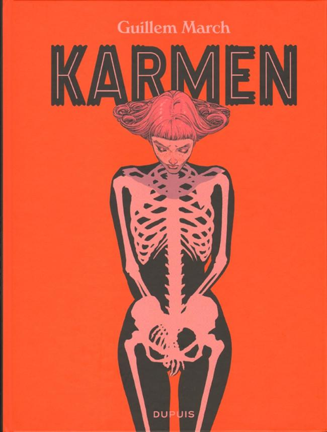 Couverture de Karmen