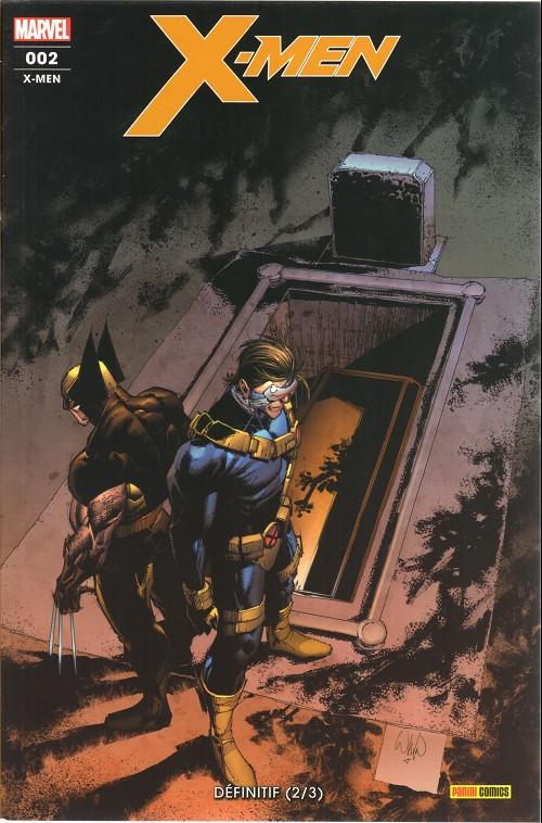 Couverture de X-Men (Marvel France 7e série - 2020) -2- Définitif (2/3)