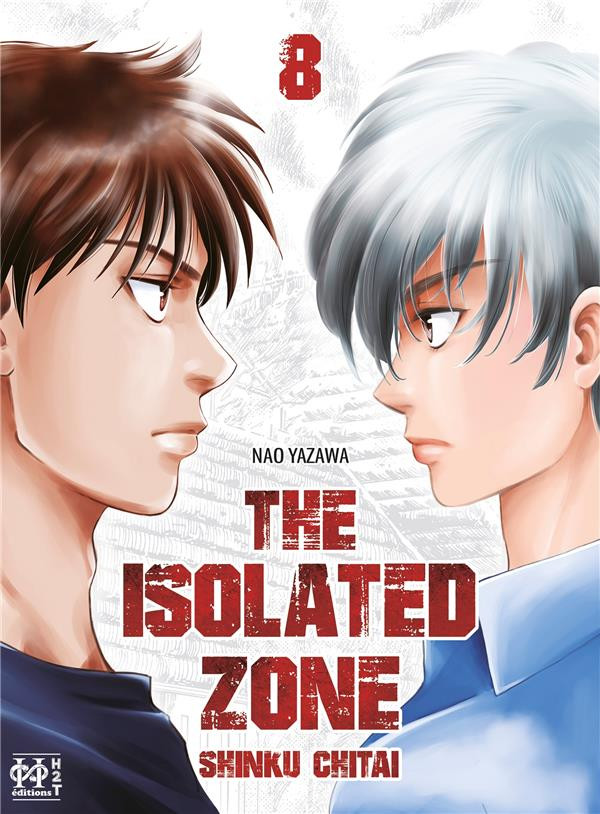 Couverture de Isolated Zone (The) -8- Tome 8
