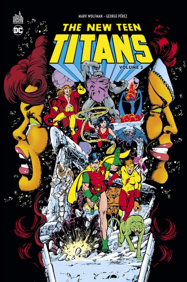 Couverture de New Teen Titans (The) -2- Tome 2