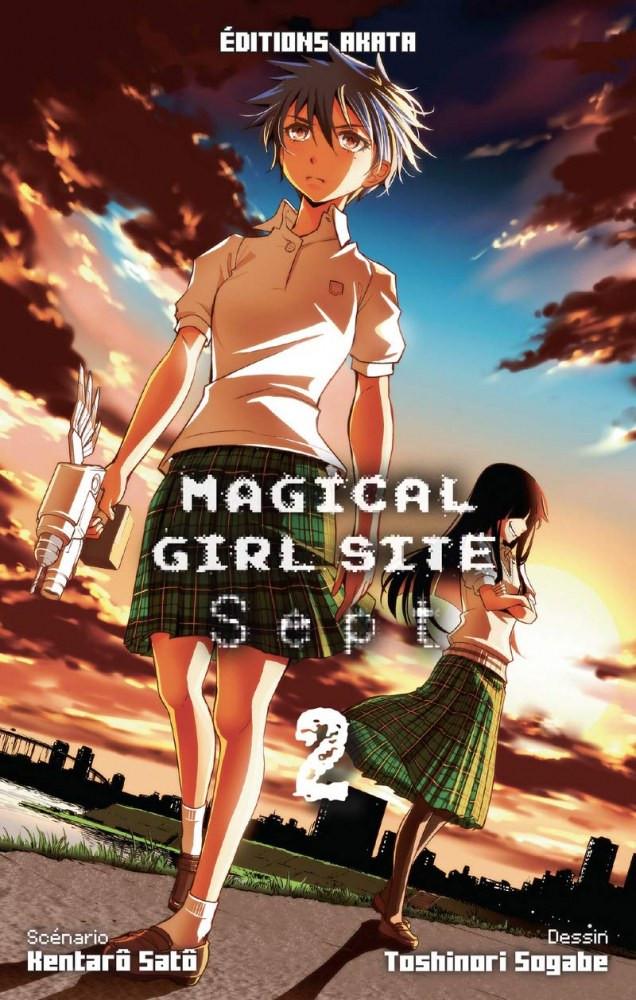 Couverture de Magical Girl Site Sept -2- Tome 2