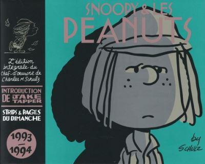 Couverture de Snoopy & Les Peanuts (Intégrale Dargaud) -22- 1993 - 1994