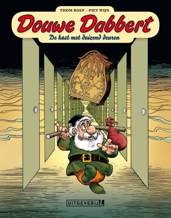 Couverture de Douwe Dabbert -18- De kast met duizend deuren