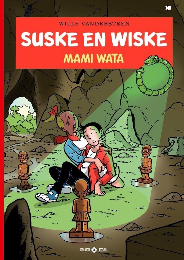 Couverture de Suske en Wiske -340- Mami Wata