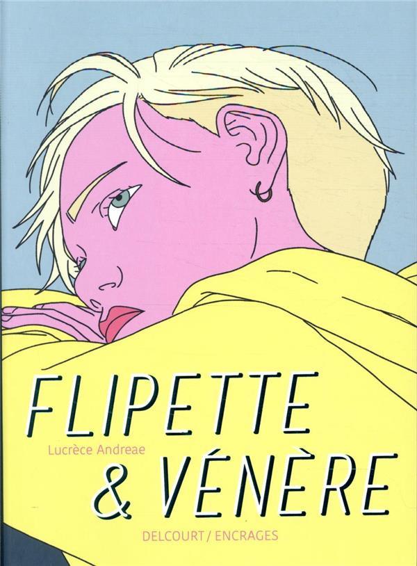 Couverture de Flipette & Vénère