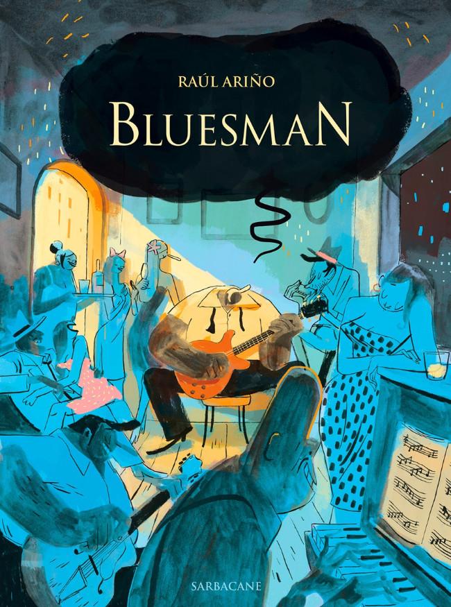 Couverture de Bluesman (Ariño) - Bluesman