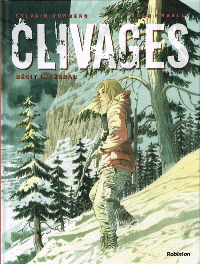 Couverture de Clivages -INT- Clivages - Un Pays dans la guerre civile