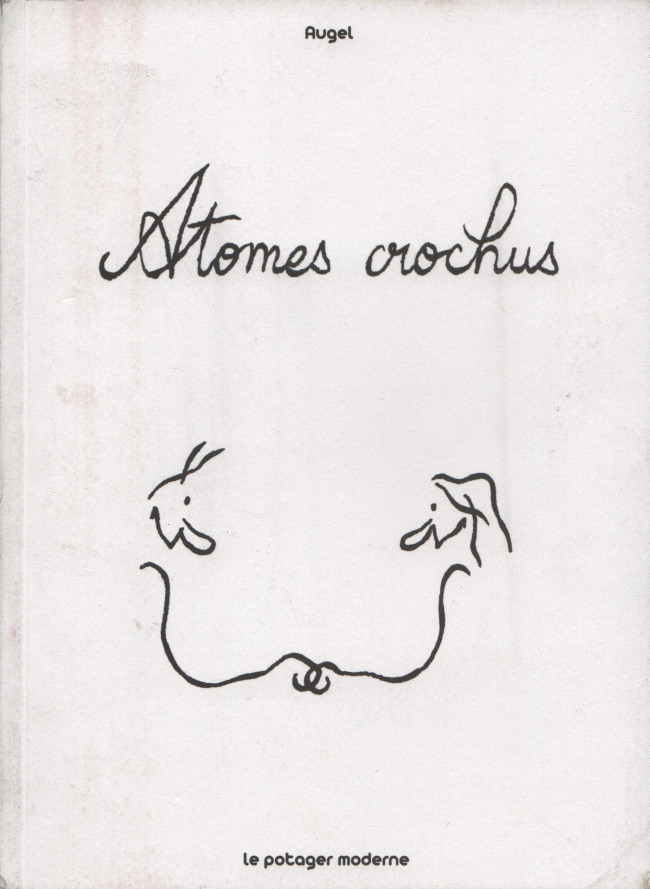 Couverture de Atomes crochus