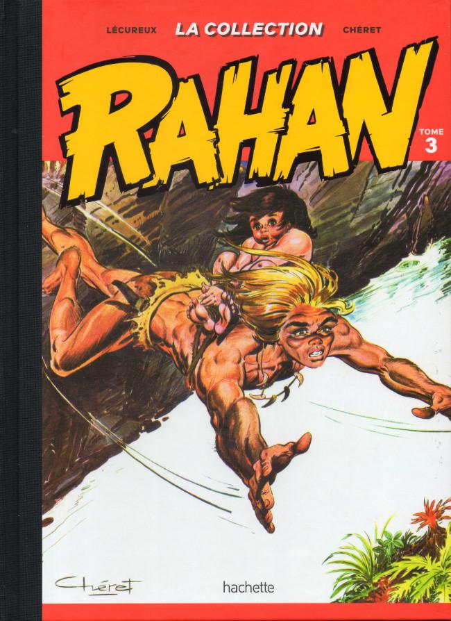 Couverture de Rahan - La Collection (Hachette) -3- Tome 3