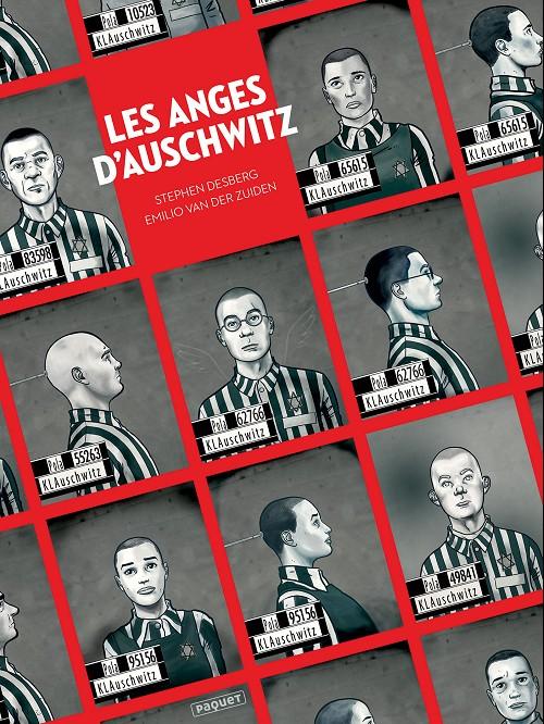 Couverture de Les anges d'Auschwitz