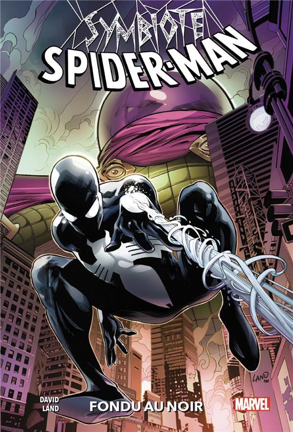 Couverture de Spider-Man - Symbiote - Fondu au noir