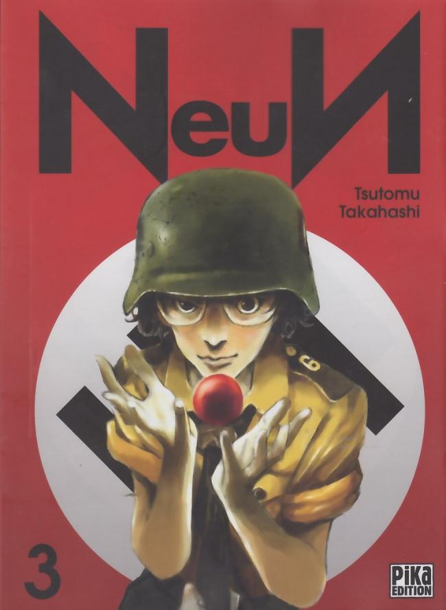 Couverture de NeuN -3- Tome 3