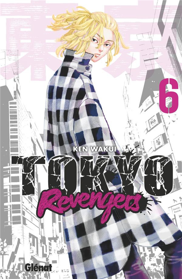 Couverture de Tokyo Revengers -6- Tome 6