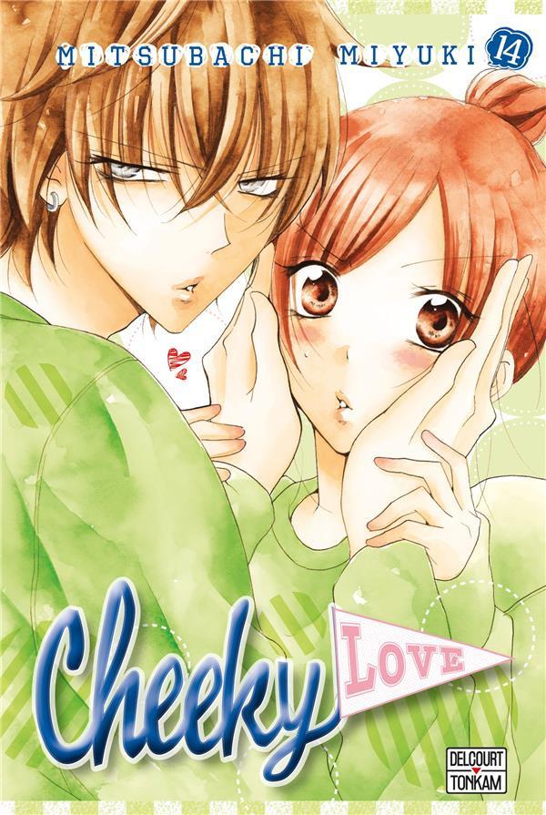 Couverture de Cheeky love -14- Tome 14