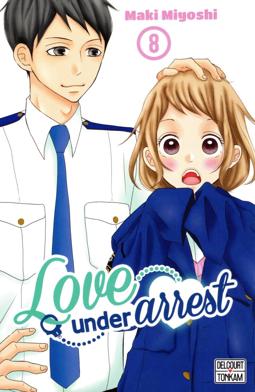 Couverture de Love under arrest -8- Tome 8